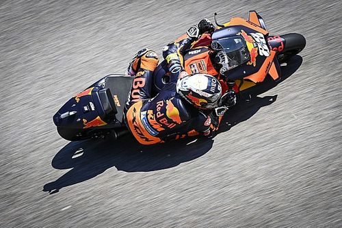 """New KTM chassis """"not a game changer"""" – Oliveira"""