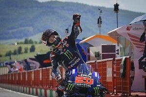 Rossi Jagokan Quartararo Juara Dunia MotoGP 2021