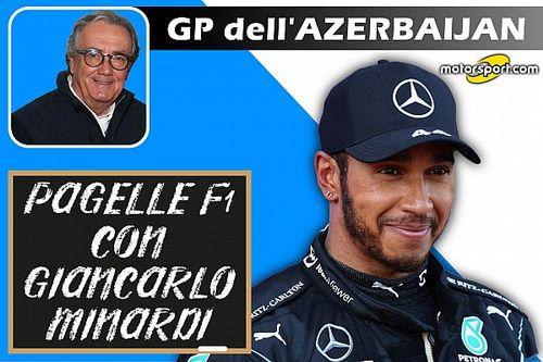 """Minardi: """"Hamilton non si è voluto accontentare"""""""