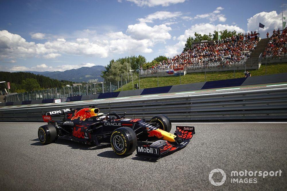 Jadwal F1 GP Austria 2021 Hari Ini
