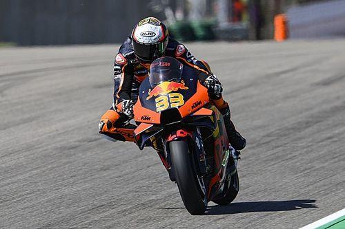 KTM Masih Anggap Binder Rookie Musim Ini