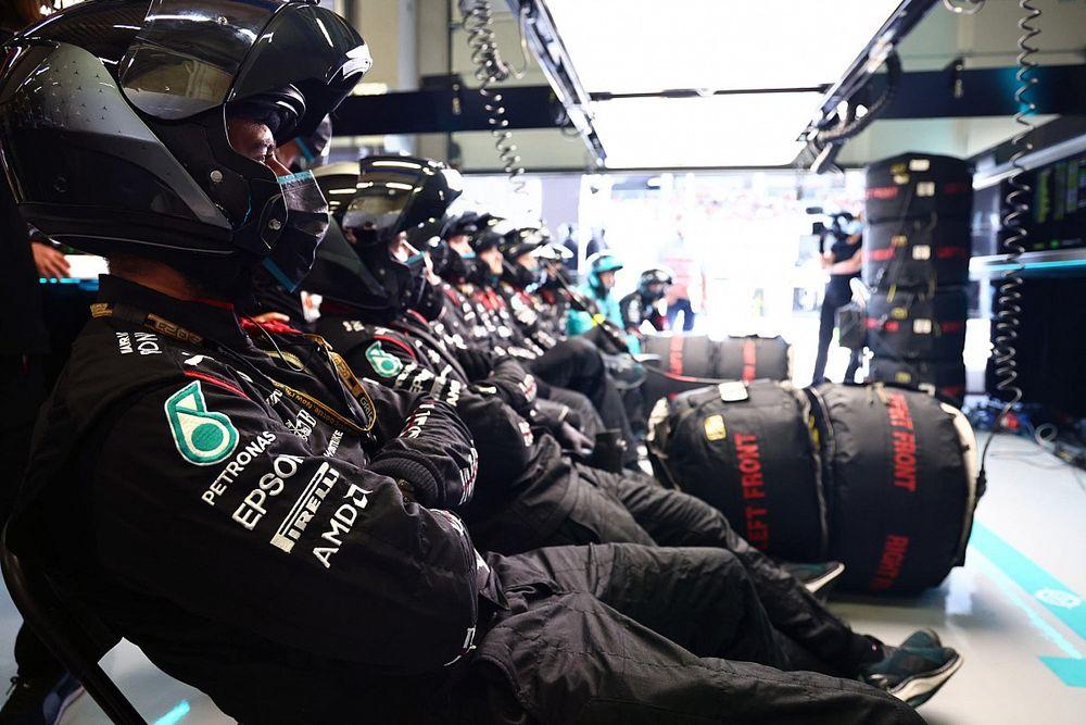 Mercedes perturbé par un manque de stabilité selon Ferrari