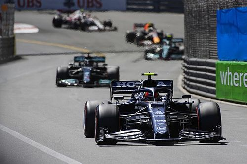 How strategy proved key in F1's Monaco midfield battle