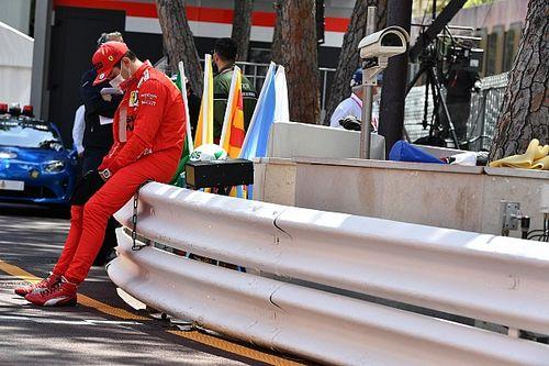 Leclerc: difícil de asumir lo sucedido en el arranque en Mónaco