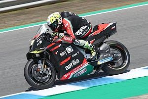 "Espargaro: Aprilia is now MotoGP's ""revolution"""