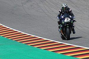 MotoGP: Viñales lidera treinos para o GP da Holanda; Márquez sofre forte queda