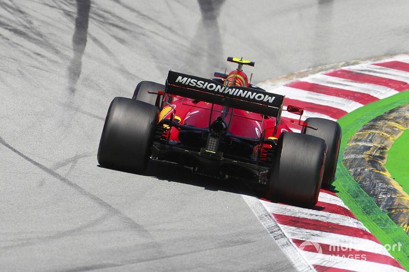 """F1: Ferrari pede solução """"mais simples"""" para limites de pista"""