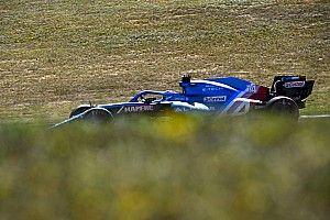 """Alonso, desconcertado: """"Empeoramos un segundo en hora y media"""""""