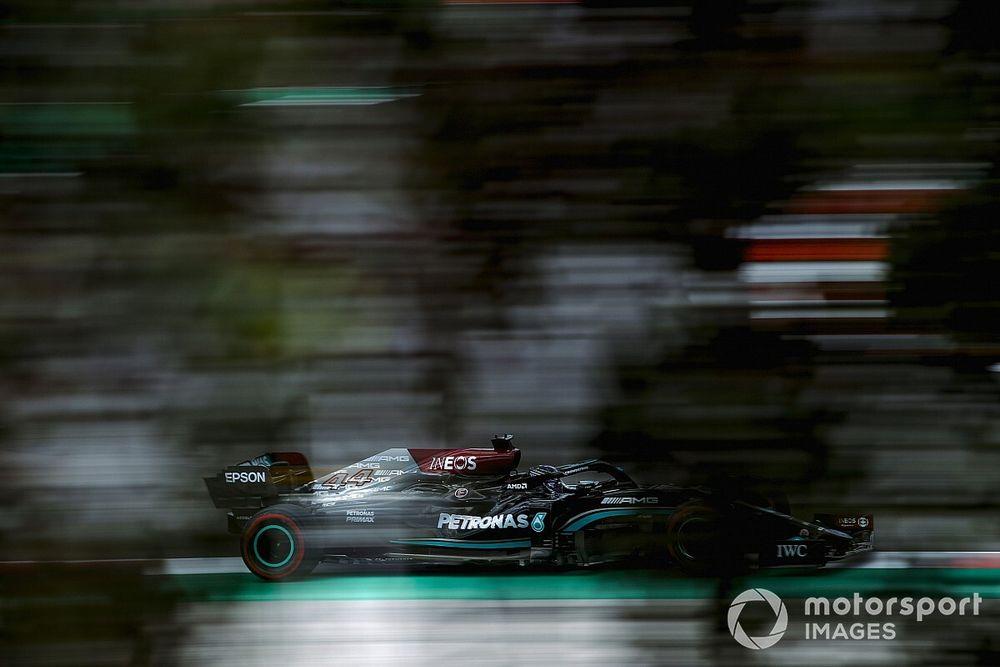 Portekiz GP 2. antrenman: Hamilton en hızlısı, Verstappen ikinci!