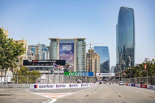 F1 pode punir pilotos por 'lentidão desnecessária' em Baku; entenda