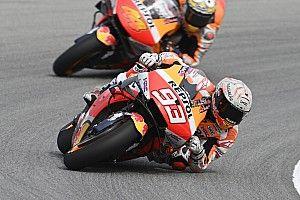Banyaknya Tikungan Kiri di Sachsenring Bisa Untungkan Marquez