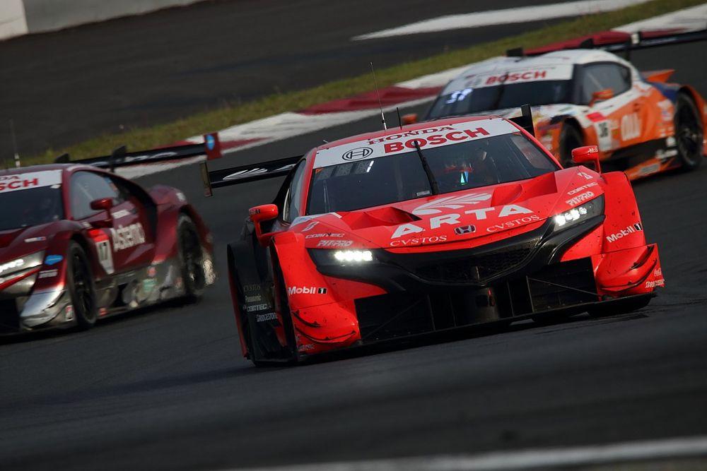 Fukuzumi explains penalty that cost ARTA Fuji 500km win