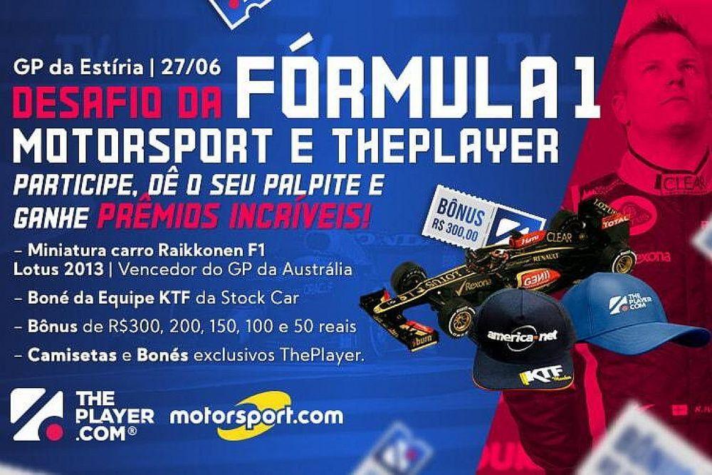 Fantasy ThePlayer Motorsport.com abre mercados para GP da Estíria e dá miniatura emblemática