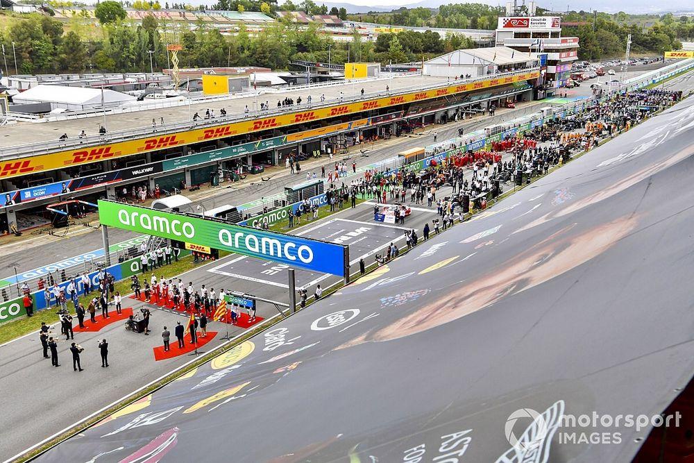التخبّط قد يضرب فرق الفورمولا واحد إثر ضرورة تلقيح البادوك ضد كورونا قبل جائزة هولندا