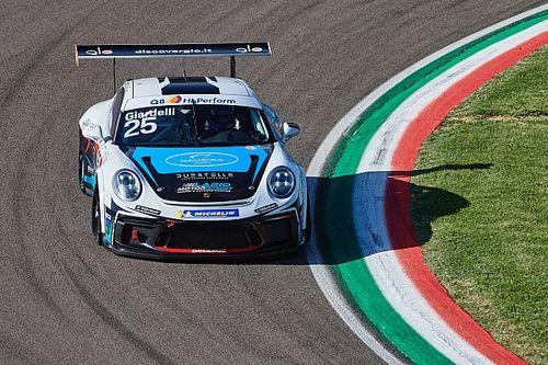 Alessandro Giardelli pronto per la Carrera Cup Italia a Misano