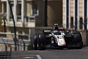 Théo Pourchaire en pole position à Monaco