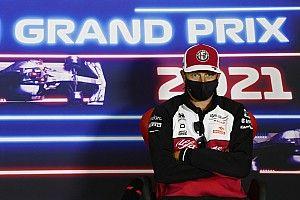 Kimi Raikkonen Positif Covid-19, Robert Kubica Jadi Pengganti