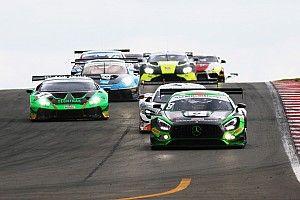 Nearys battle through British GT carnage to make history as HSCC's Superprix thrills