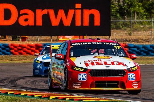 Darwin V8s: Pye tops final practice