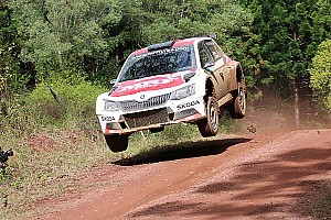 Other rally Breaking news Canberra handed Australia's APRC round