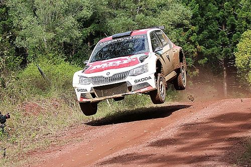 Canberra handed Australia's APRC round