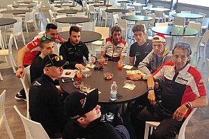 La colazione dei campioni della Carrera Cup Italia