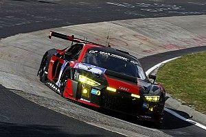 Audi unveils four-car Nurburgring 24 Hours 2017 effort
