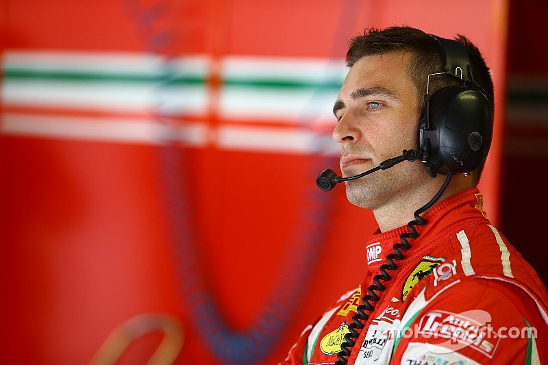 Pier Guidi takes Monza Blancpain pole for Ferrari