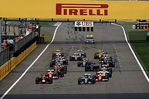 Chinese authorities hint at plan for new F1 deal