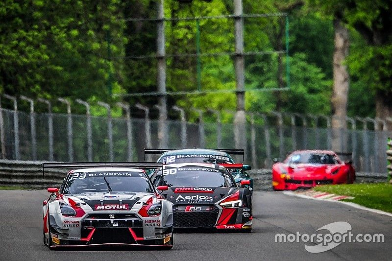 Impressive run to fourth in Blancpain Monza Endurance Cup