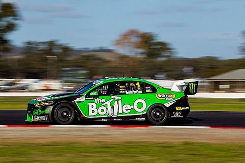 Winton V8s: Winterbottom smashes practice record