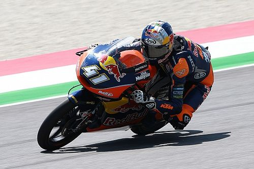 Mugello Moto3: Binder wins epic slipstream battle to stretch points lead