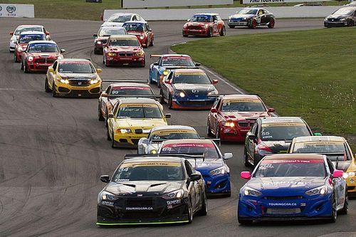 CTCC begins new season at Canadian Tire Motorsport Park