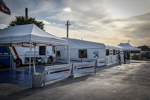 Il CIR fa spazio alle strade bianche del Rally Adriatico