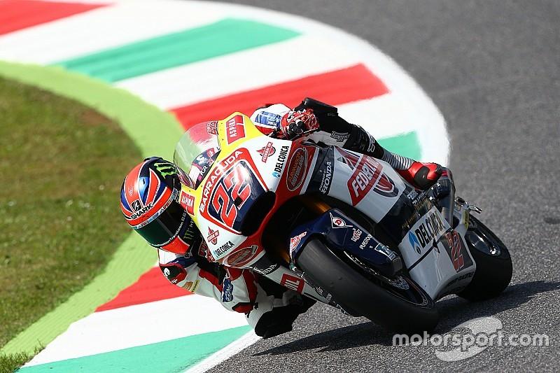 Mugello Moto2: Lowes beats Nakagami by 0.047s to clinch pole