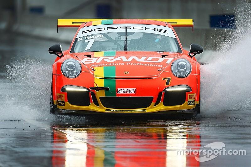 Paludo e Piquet comandam grids da Porsche em Curitiba