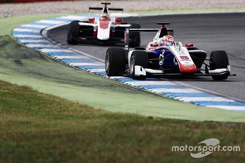 Hockenheim GP3: Bizarre VSC restart helps Fuoco to victory