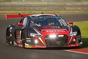 Young blood for the Team WRT at the Endurance Cup finale at the Nürburgring