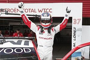 Argentina WTCC: Lopez fights hard to take home race win