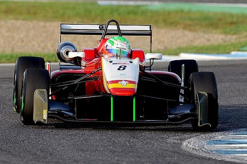 Jerez EF Open: Pulcini seals title with two races to spare