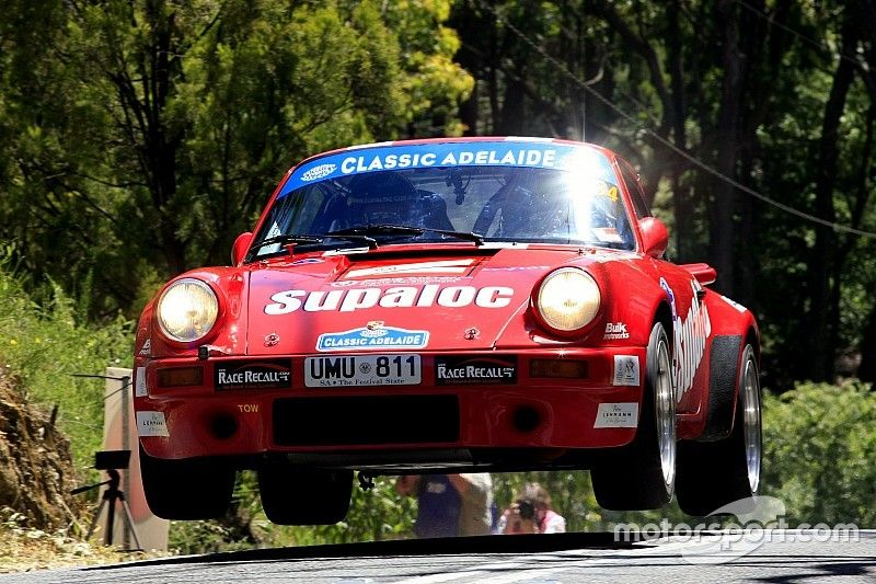 Eighties F1 stars sign on for Classic Adelaide rally
