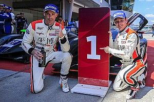 Asian Le Mans Round 2: First win for the PRT Racing Ginetta LMP3
