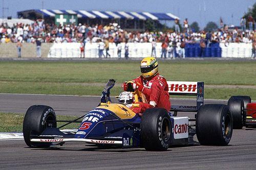 """Pilotos de F1 que hicieron de """"taxistas"""""""