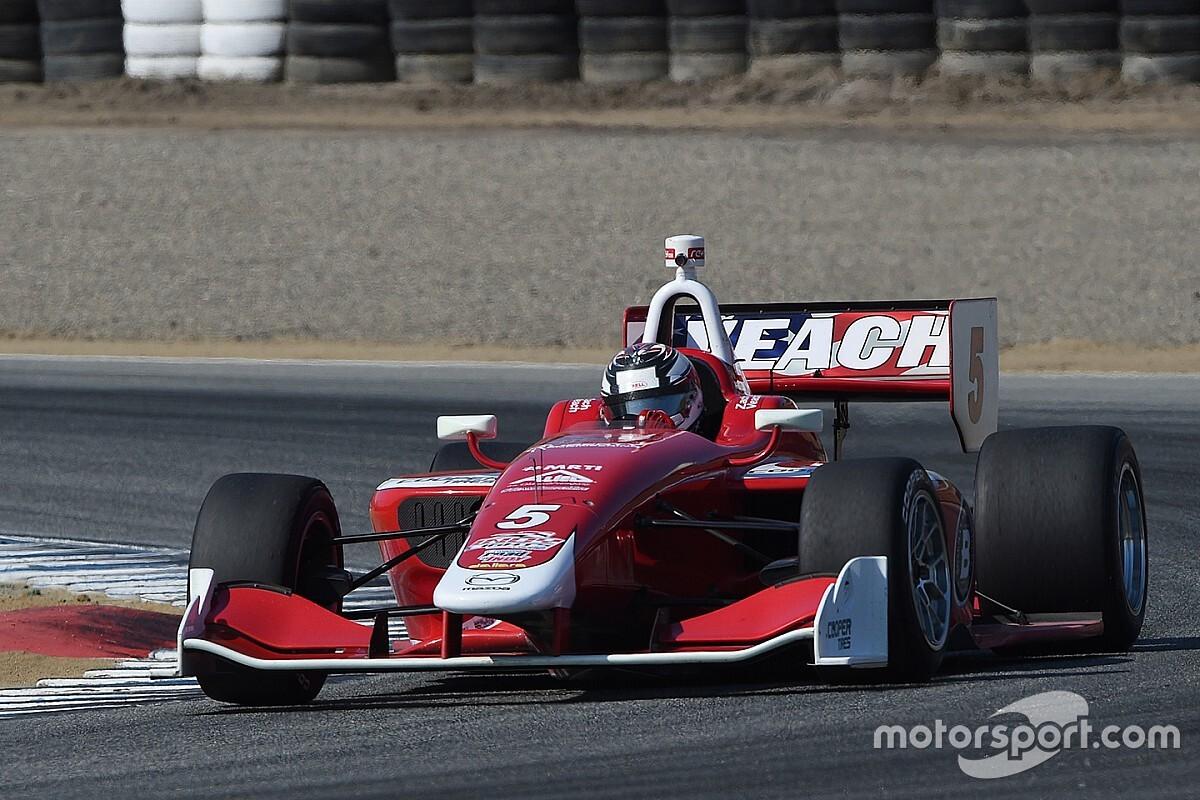 Former champion Indy Lights team Belardi shuts down