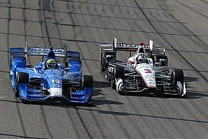 Penske puzzled by Ganassi's Honda switch