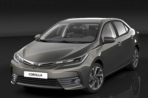 Toyota présente la Corolla relookée