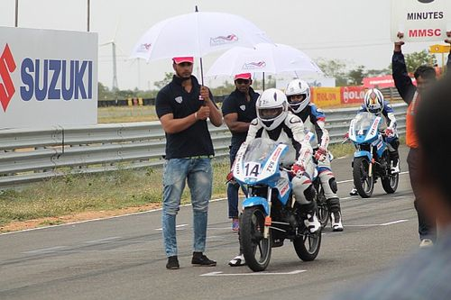 Coimbatore TVS Apache 200: Subramaniam thwarts rivals to take double win