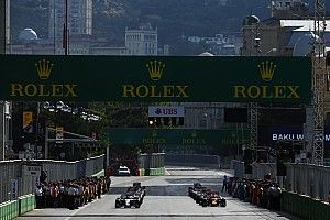 Baku F1 organisers say push to avoid Le Mans clash paying off