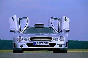马力1300匹!梅赛德斯AMG研发旗舰超跑
