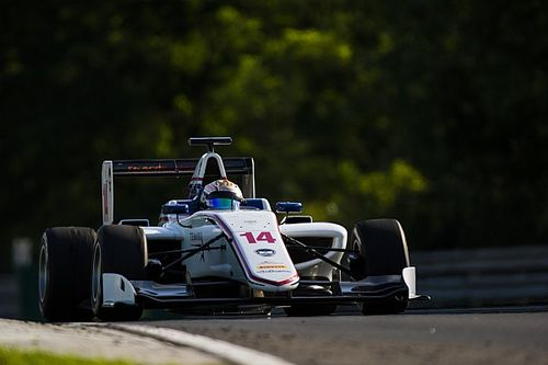 Hungary GP3: Parry scores maiden win as De Vries stalls